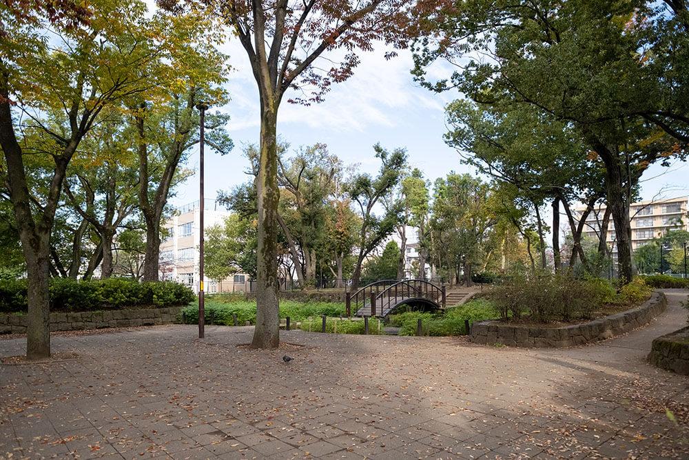 徳丸ヶ原公園こども動物園高島平分園 公園内施設
